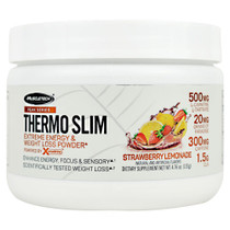 Thermo Slim, Strawberry Lemonade, 20 Servings (4.76 oz)