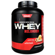 Whey Reloaded, Vanilla, 68 Servings (5.3 lbs)