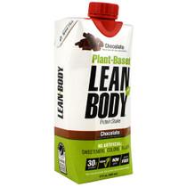 Lean Body Plant Rtd Choc 17o12
