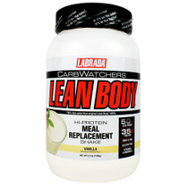 Lean Body Carb Watch Van 2.5lb