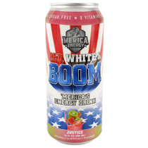 Red, White & Boom, Justice, 12 (16 FL OZ.) Cans