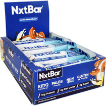 Nxt Bar Van Almond Butter 12/b