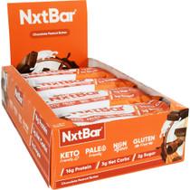 Nxt Bar Chocolate Pb 12/box