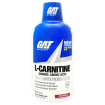 L-carnitine 3000, Mixed Berry , 16 fl oz. (473 ML)