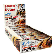 Protein Cups, Pretzel And Sea Salt, 12 (3 cup) Pack