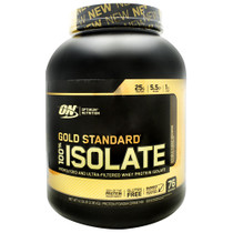 100% Isolate, Double Fudge Brownie, 76 servings