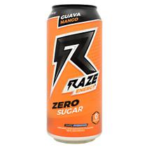 Raze Energy, Guava Mango, 12 - 16 FL OZ Cans