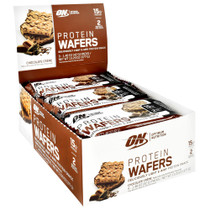 Protein Wafers, Chocolate Creme, 9 (1.42 oz) Packs