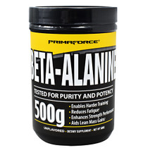 Beta-alanine, Unflavored, 250 Servings, 250 Servings (500g)