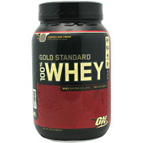 100% Whey, Cookies N' Cream, 2 lbs