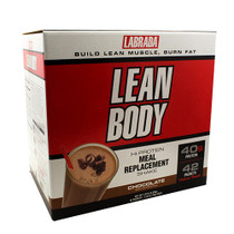Lean Body, Chocolate, 42-2.78oz (79g) packets