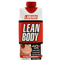 Lean Body Rtd, Strawberry, 12  (17 fl oz.) Shakes