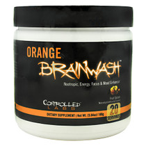Orange Brainwash, Fruit Splash, 20 Servings (5.64 oz)