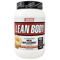 Lean Body, Salted Caramel, 2.47 lb (1120 g)
