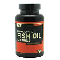 Fish Oil, 100 Softgels, 100 softgels