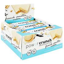 Power Crunch, French Vanilla Creme, 12-1.4 oz Cookies