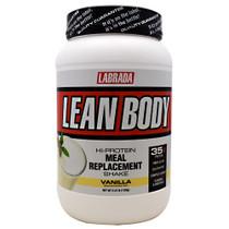 Lean Body, Vanilla, 2.47 lb (1120 g)