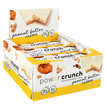Power Crunch, Peanut Butter Creme, 12 (1.4 oz) Bars