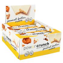 Power Crunch, Peanut Butter Creme, 12 (1.4 oz) Bars