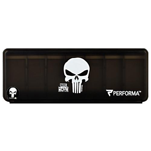 7 Day Vitamin Storage, Punisher, 1 (7 Day) Container