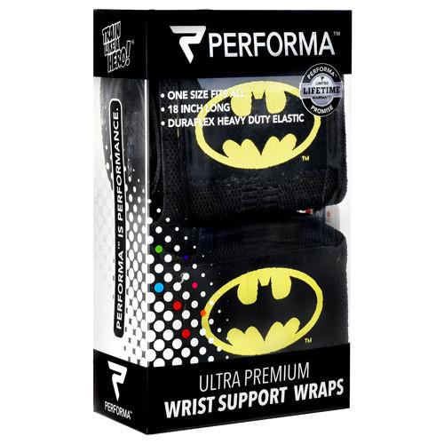 Wrist Support Wraps. Batman, 1 Pair