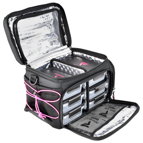 All-in-one Meal Prep Bag, Pink, 1 Bag