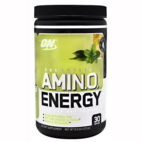 Essential Amino Energy, Sweet Mint Tea, 30 Servings