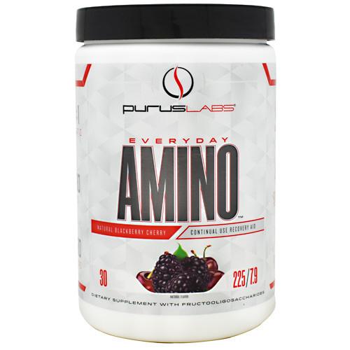 Everyday Amino, Blackberry Cherry, 30 Servings