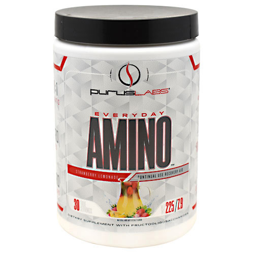 Everyday Amino, Strawberry Lemonade, 30 Servings
