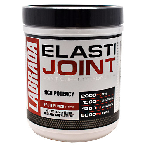 Elastijoint, Fruit Punch, 30 Servings