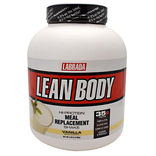 Lean Body, Vanilla, 30 Servings