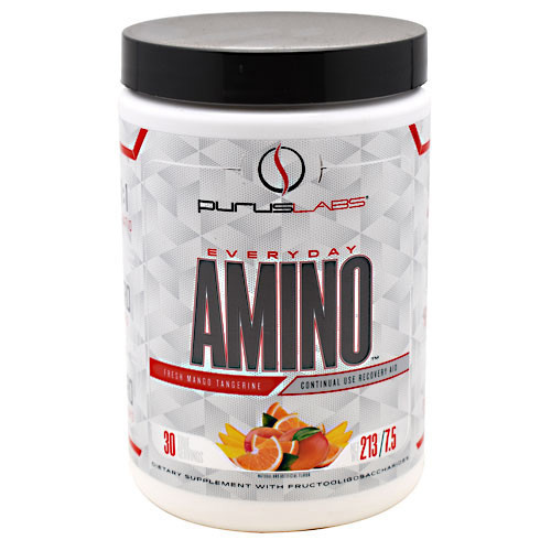Everyday Amino, Fresh Mango Tangerine, 30 Servings