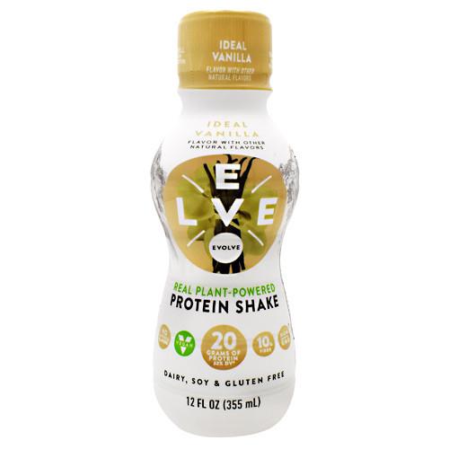 Evolve Rtd, Ideal Vanilla, 12 - 12 fl oz (355 ml) Bottles