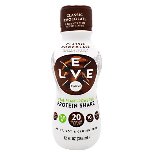 Evolve Rtd, Classic Chocolate, 12 - 12 fl oz (355 ml) Bottles