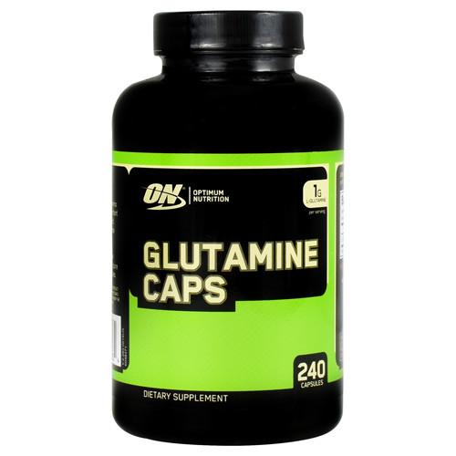 Glutamine Caps, 240 Capsules, 240 Capsules
