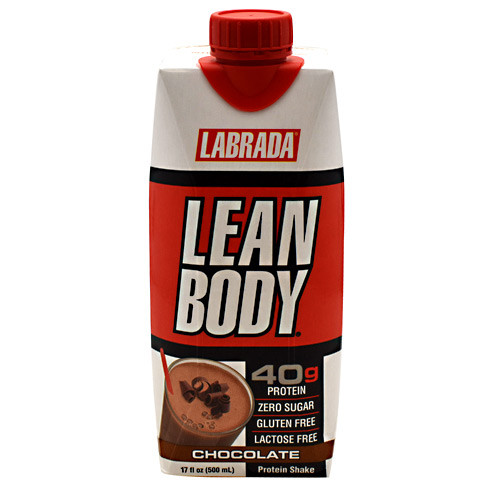 Lean Body Rtd, Chocolate, 12 - 17 fl oz Containers