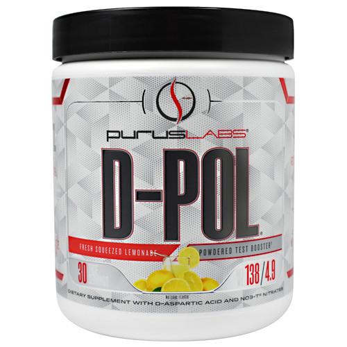 D-pol, Fresh Squeezed Lemonade, 30 Servings
