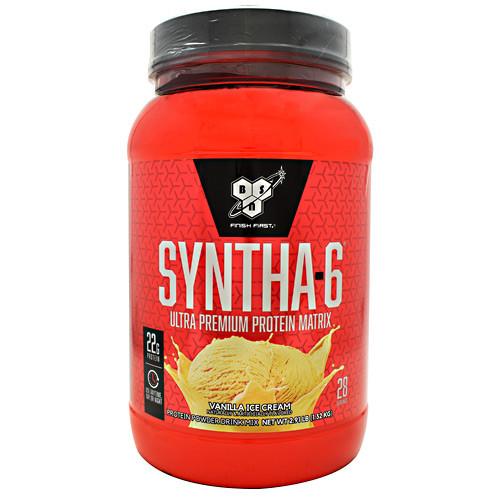 Syntha-6, Vanilla Ice Cream, 2.91 lbs (1.32 kg)