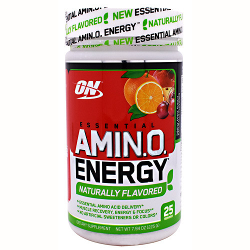 Essential Amino Energy, Simply Fruit Punch, 25 Servings