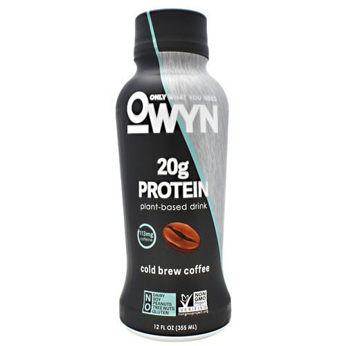 Protein Drink, Cold Brew Coffee, 12 (12 fl oz.) Bottles