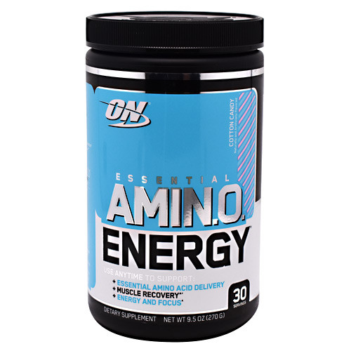 Essential Amino Energy, Cotton Candy, 30 Servings