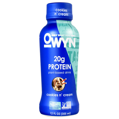 Protein Drink, Cookies N' Cream, 12 (12 fl oz.) Bottles