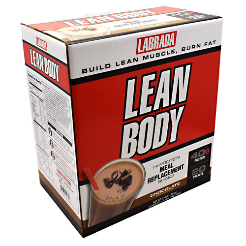 Lean Body, Chocolate, 20 - 2.78 oz Packets