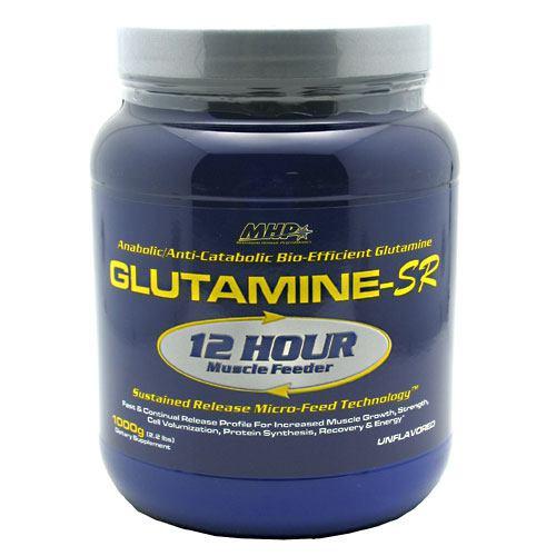 Glutamine-sr, Unflavored, 2.20 lb (1000g)