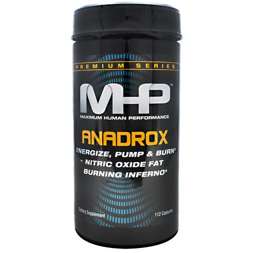 Anadrox Pump & Burn, 112 Capsules, 112 capsules