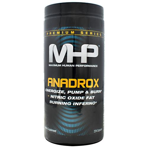 Anadrox Pump & Burn, 224 Capsules, 224 capsules