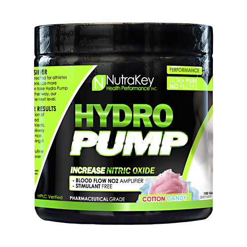 Hydro Pump, Cotton Candy, 150 Grams