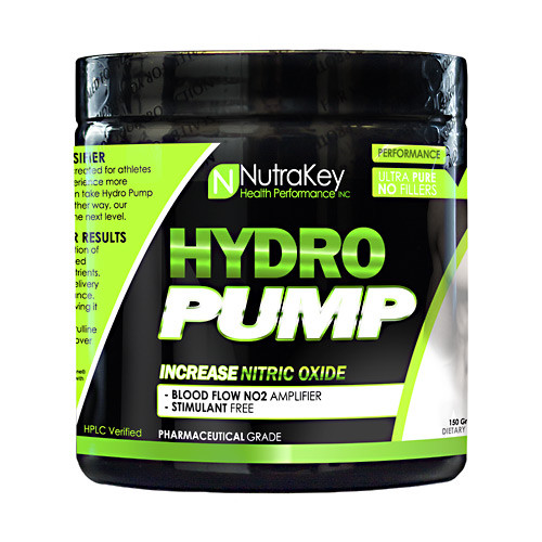 Hydro Pump, Unflavored, 124 Grams