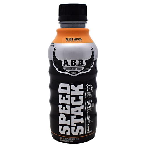 Speed Stack, Peach Mango, 12  (18 fl oz) Bottles