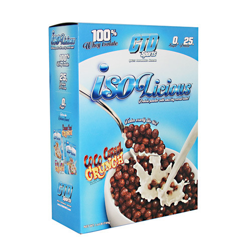 Isolicious, Coco Cereal Crunch, 1.6 pounds